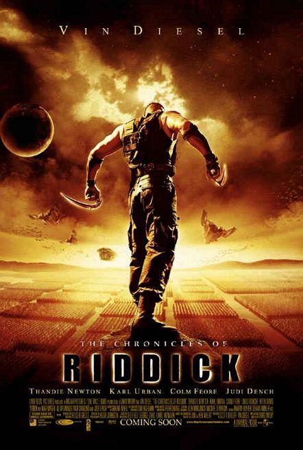 Richard B. Riddick | Vin diesel, Paul walker, Michelle rodriguez