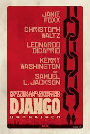 djangounchained poster