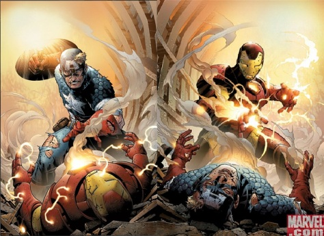 Captain America/Iron Man Civil War